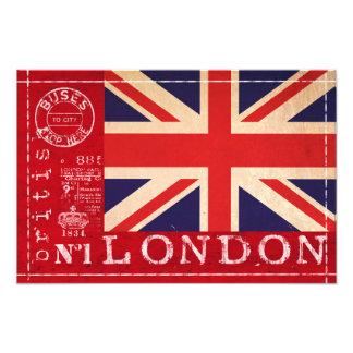 Great Britain Photo Print