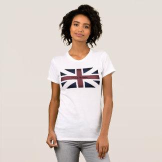 Great Britain T-Shirt - 1707 Flag (Fog Effect)