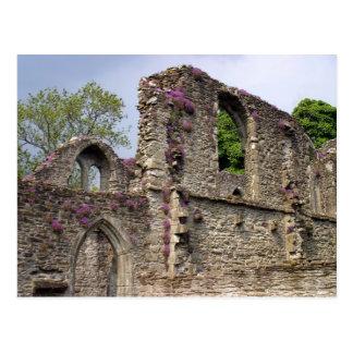 Great Britain, United Kingdom, Scotland. Ruins 2 Postcard