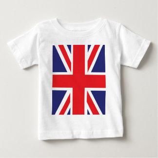 Great Britain's Union Jack Baby T-Shirt
