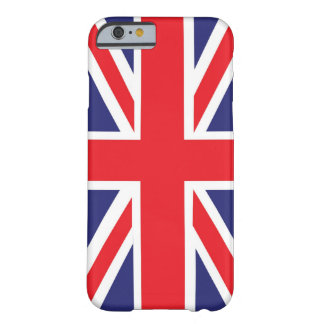 Great Britain's Union Jack Barely There iPhone 6 Case