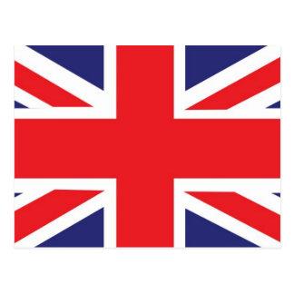 Great Britain's Union Jack Postcard