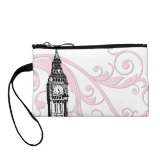 Great Britian Images Coin Purse