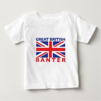 Great British Banter Baby T-Shirt