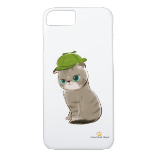 Great British Kittens Apple iPhone 7, Barely There iPhone 8/7 Case
