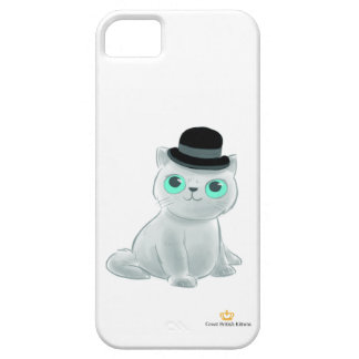Great British Kittens - Cat iPhone / iPad case