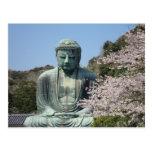 Great Buddha - Kamakura Postcard