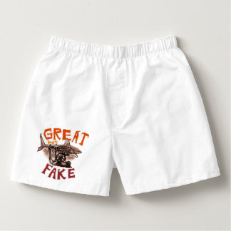 great but fake boxers
