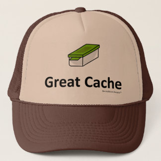 Great Cache - Geocaching Trucker Hat