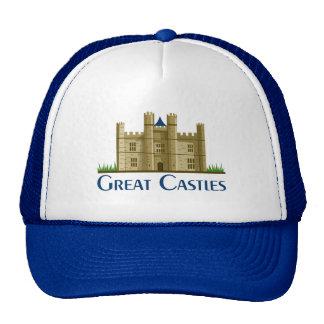 Great Castles Hat