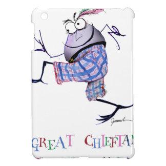 great  chieftan o'the puddin-race iPad mini cover