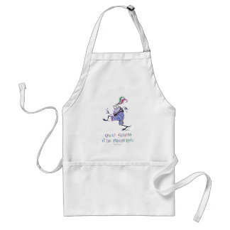 great  chieftan o'the puddin-race standard apron