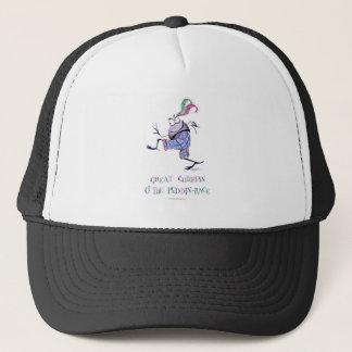 great  chieftan o'the puddin-race trucker hat