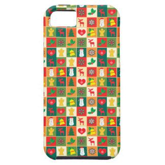 Great Christmas Pattern Case For The iPhone 5