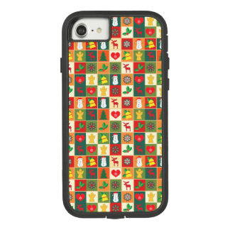 Great Christmas Pattern Case-Mate Tough Extreme iPhone 8/7 Case