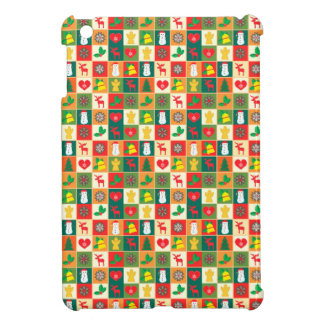 Great Christmas Pattern Cover For The iPad Mini