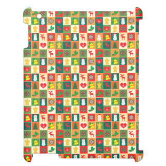 Great Christmas Pattern iPad Case