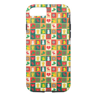 Great Christmas Pattern iPhone 8/7 Case