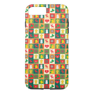 Great Christmas Pattern iPhone 8 Plus/7 Plus Case