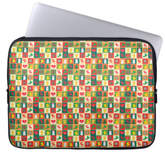 Great Christmas Pattern Laptop Sleeve