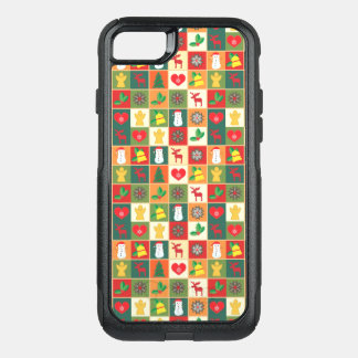 Great Christmas Pattern OtterBox Commuter iPhone 8/7 Case