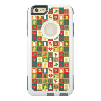 Great Christmas Pattern OtterBox iPhone 6/6s Plus Case