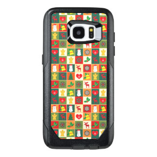 Great Christmas Pattern OtterBox Samsung Galaxy S7 Edge Case