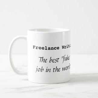 Great Coffee Mug for Freelance Writers!