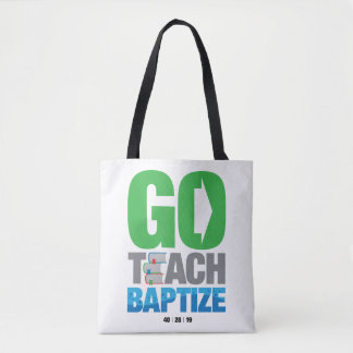 Great Commission Tote