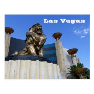 Great Cool Las Vegas Postcard! Postcard