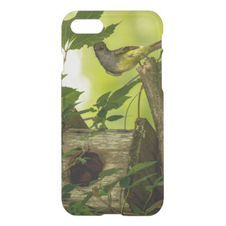 Great Crested Flycatcher iPhone 7 Case