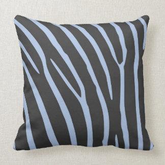 Great cushion of stripes of zebra