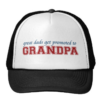 Great Dads Get Promoted to Grandpa Hats