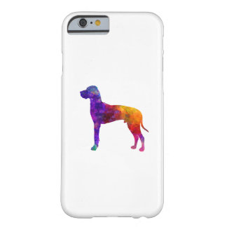 Great dane 01 in watercolor-2 barely there iPhone 6 case