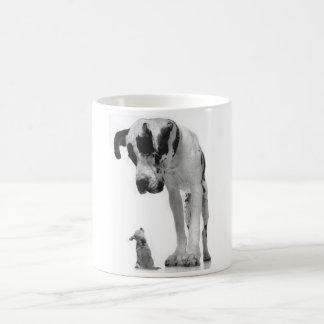 great-dane-and-chihuahua1 coffee mug