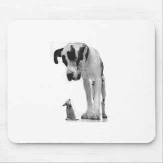 great-dane-and-chihuahua1 mouse pad