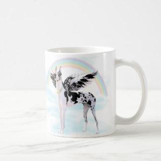 Great Dane Angel Harle Coffee Mug