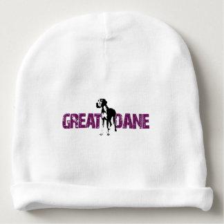 Great Dane Baby Beanie