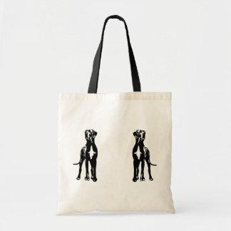 Great Dane Buddys Tote Bag
