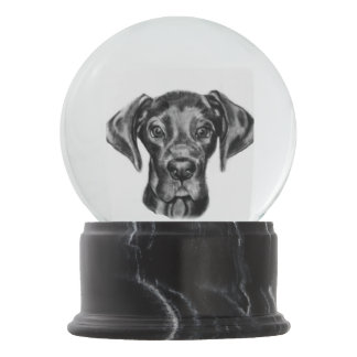 Great Dane by Carol Zeock Snow Globe