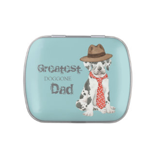 Great Dane Dad Candy Tins
