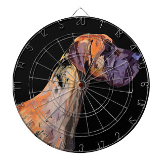 Great Dane Dartboard