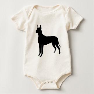Great Dane Gear` Baby Bodysuit