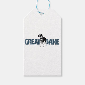 Great Dane Gift Tags