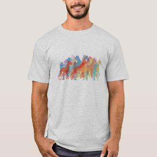 Great dane graph IC T-Shirt