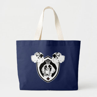 Great Dane Graphics Large Tote Bag