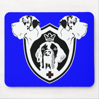 Great Dane Graphics Mouse Pad