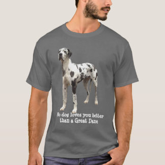 Great Dane Harlequin Unisex T-Shirt