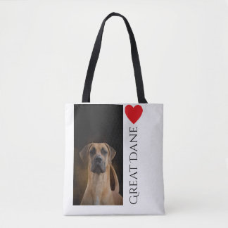 Great dane Lovers Tote