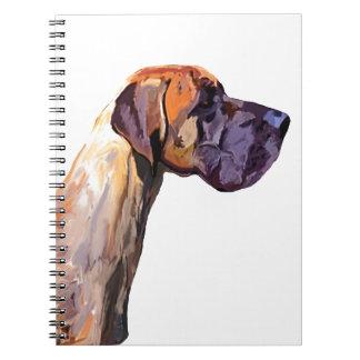 Great Dane Notebooks